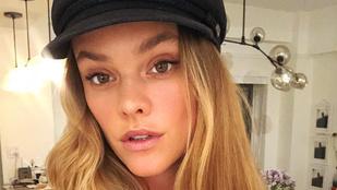 Nina Agdal egy őszinte modell: azt mondja, nem randizna csóró pasival
