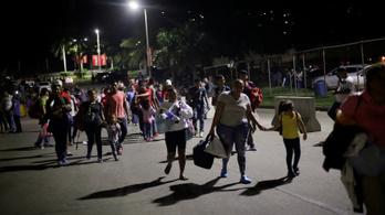 Újabb migránskaraván indult el Hondurasból Amerika felé