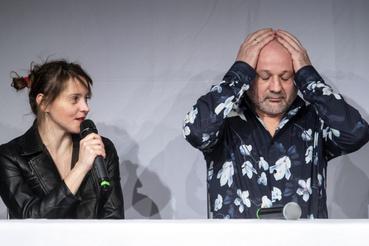 Stefanovics Angéla és Thuróczy Szabolcs