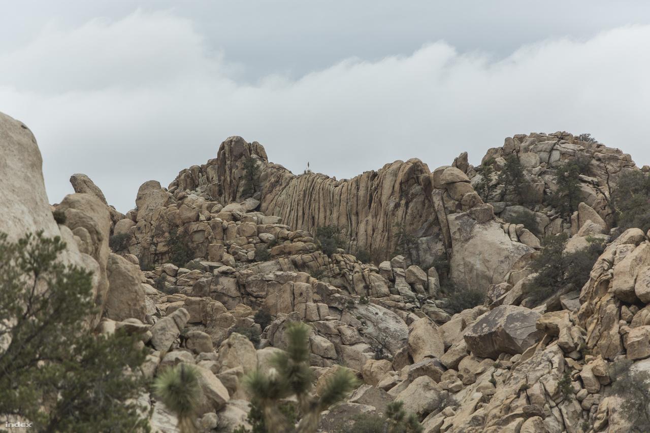 A különleges alakú sziklák mindig is megihlették az erre járó embereket, akik különféle neveket adtak a jellegzetes formájú alakzatoknak. Ez itt például a Puli.