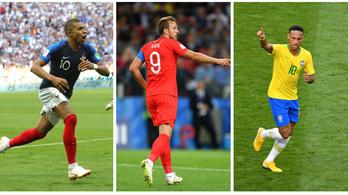 Már nem Messi a legértékesebb futballista