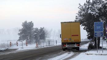 Szükségállapotot rendeltek el a Tátrában a hó miatt