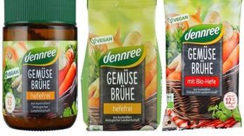 A Dennree visszahívja a leveskockáit és szárított zöldségkeverékeit