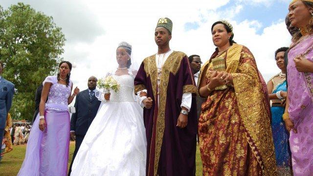 Esküvők a nagyvilágban - Kongó