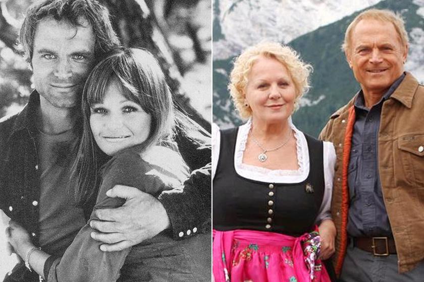 52 éve szereti egymást Terence Hill és felesége, Lori Hill.