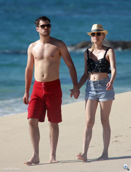 Joshua Jackson Mexikóban nyaral Diane Krugerrel