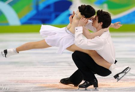 pár korcsolyázók randi