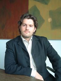 Tenke Gábor, az Erste Bank Hungary Zrt. lakossági és mikrovállalati termékfejlesztési igazgatója