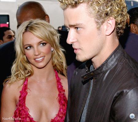Britney Spears és Justin Timberlake, 2001