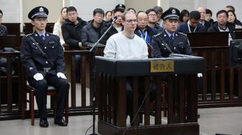 Kanada kegyelmet kér Kínától a halálra ítélt drogcsempészre