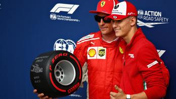 Schumacher fia bekerült a Ferrari pilótaakadémiájára