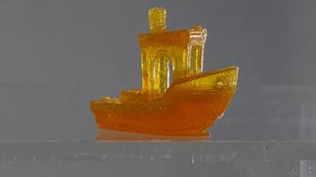 Százszorosára gyorsították a 3D nyomtatást