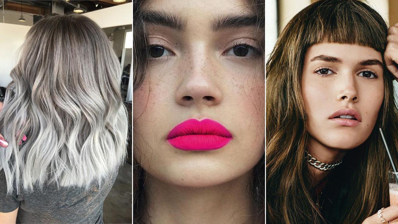 fe021e7942 Ezért a rúzsért és frizuráért őrül meg mindenki a Pinteresten - Az év  legmenőbb trendjei lesznek
