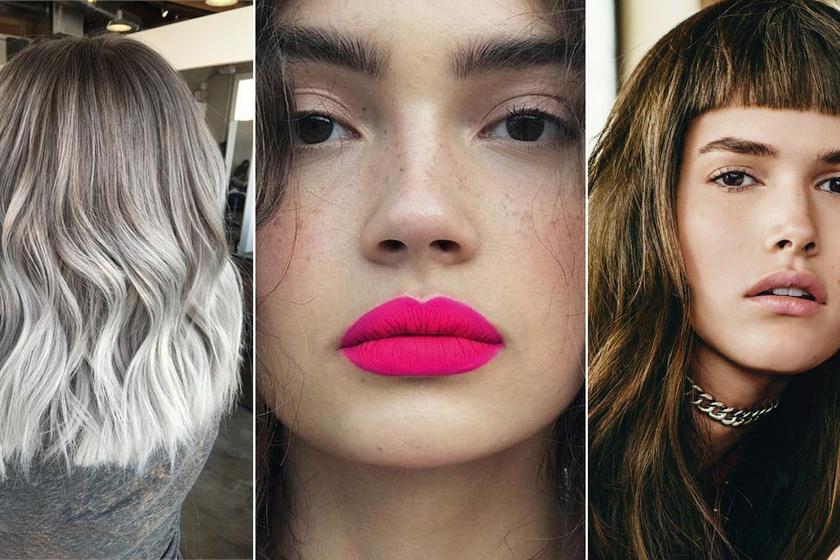 Ezért a rúzsért és frizuráért őrül meg mindenki a Pinteresten - Az év legmenőbb trendjei lesznek