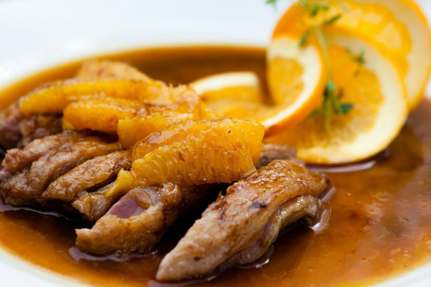 Fűszeres, narancsos kacsamell: így nem szárad ki, és finom szaftos lesz