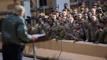 Irakból szép csöndben eltűnt a külföldi katonák negyede