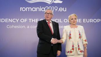 Juncker megmagyarázta, hogy miért dicsérte a román nemzeti ünnepet