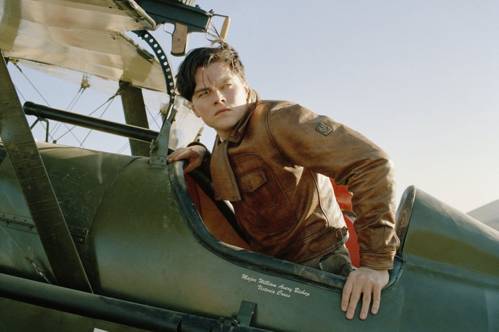 Leonardo DiCaprio az Aviator című filmben