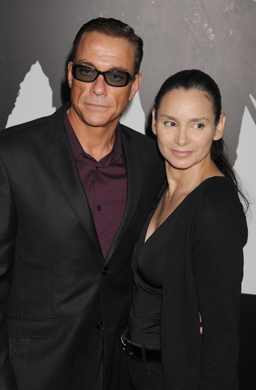 Jean Claude Van Damme és felesége, Gladys már több mint harminc éve szeretik egymást.