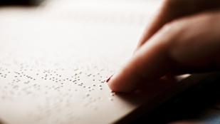 Elkészült a vakok számára tervezett e-book olvasó