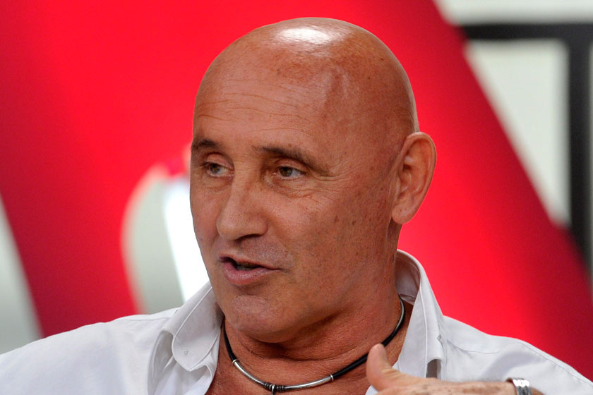 Pataky Attila 42 éves fia kiköpött az apja - Nagyon hasonlítanak egymásra