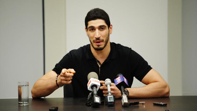 Nemzetközi elfogatóparancsot adott ki Törökország egy NBA-játékosra