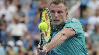 Fucsovics drámai végjáték után kiesett az ausztrál nyílt teniszbajnokságon