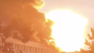 Hatalmas robbanás rázta meg a lyoni egyetemet