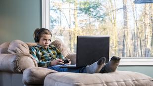 Túl sok tévét néz a gyerek? Nyugi, nem lesz tőle zombi!