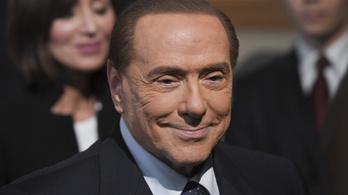 Berlusconi felelősséget érez, ezért indul az EP-választáson