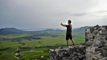 Kéktúra, 24. rész: A hegycsúcs, ahonnan a legszebb a Balaton