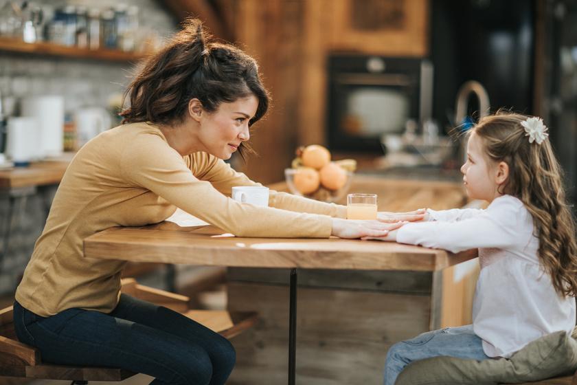 Hogyan mondj nemet a gyereknek anélkül, hogy kimondanád? Jobban beválhat, ha nem hallja