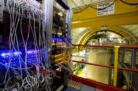 A Gran Sasso laboratóriuma