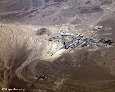 A nevadai Creech Légibázis