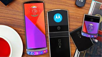 Visszatér a Motorola Razr