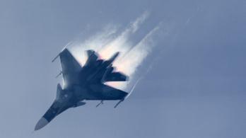 Két pilótát holtan találtak, egyet továbbra is keresnek az orosz vadászgép-baleset után