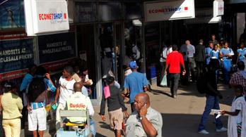 Zimbabwében lekapcsolták az internetet az üzemanyagválság miatt