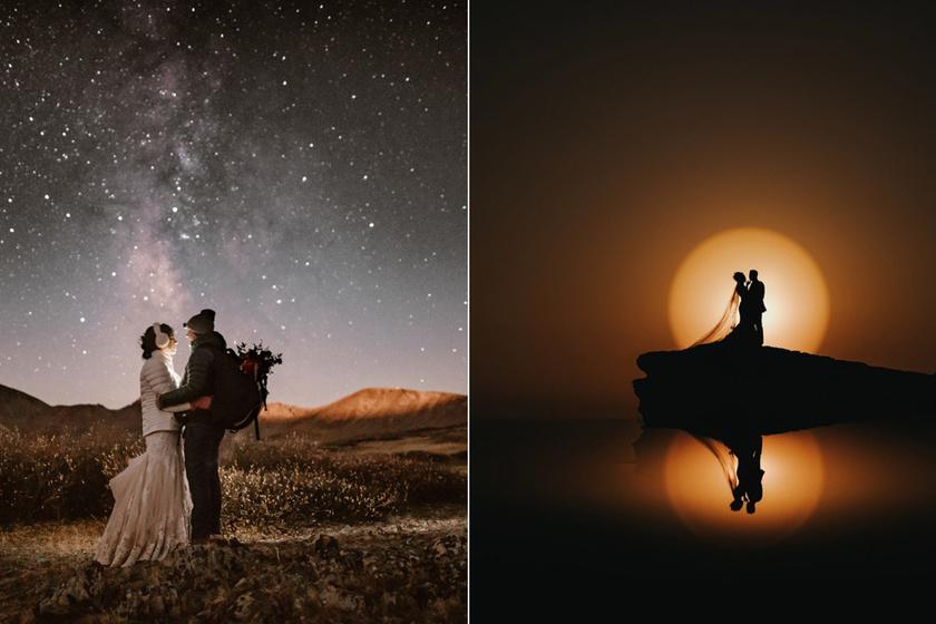 2018 legszebb esküvői fotóitól mindenkinek eláll a lélegzete - 10 díjnyertes képet mutatunk