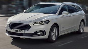 Meglepetés: lesz új Ford Mondeo