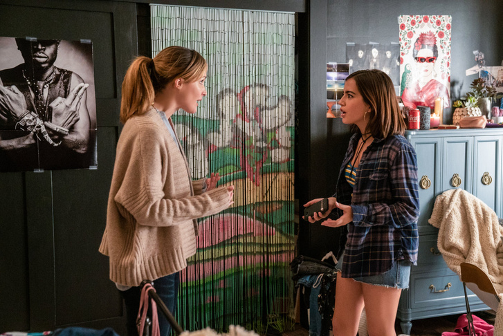 Rose Byrne és Isabela Moner az Instant család című filmben