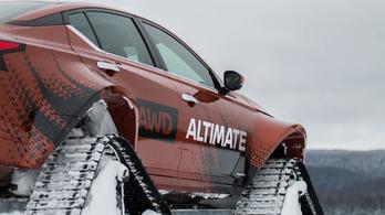 Altima-te AWD: viccnek kicsit korai