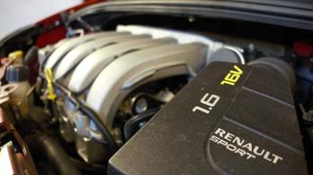 Erőmérő: Renault Twingo RS 1.6 16V 2010