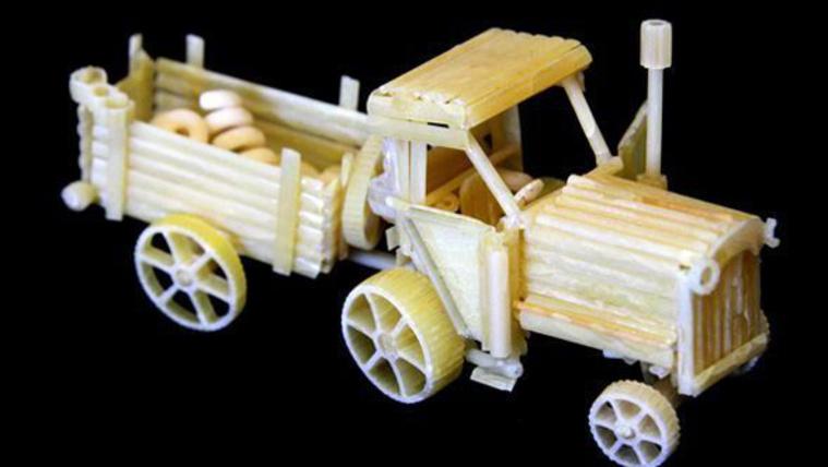 Főzz meg egy traktort!
