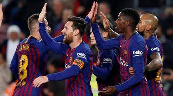 Nem zárták ki a Barcelonát a Spanyol Kupából