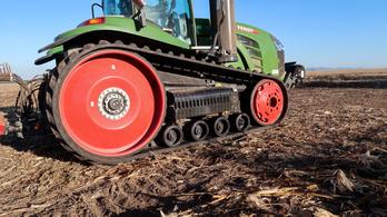 Te milyen felnivel pimpelnéd a traktorok királyát?