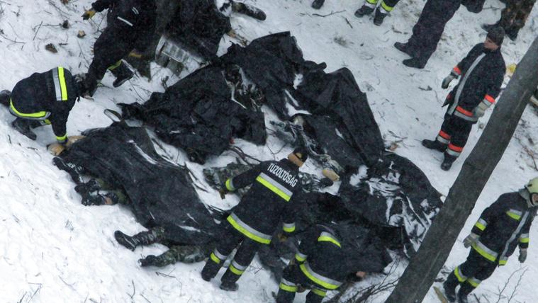 43-an meghaltak, egy ember túlélte