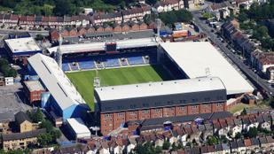 Hajléktalanoknak nyújt szállást stadionjában az angol első osztályú futballcsapat