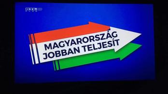 Magyarország jobban teljesít - már a RTL-en is