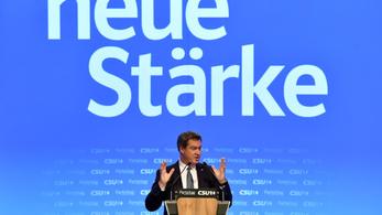 Új CSU-elnök: Ősi európai pártként szembeszállunk a megosztásra törekvő nacionalistákkal és populistákkal