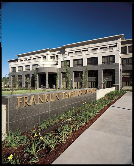 A Franklin Templeton Investments San Mateo-i székháza (Kalifornia)